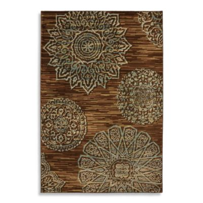 Mohawk Home Corsia Indoor Rug in Bison