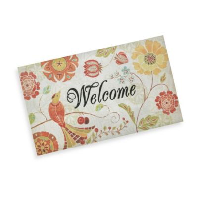 Eastern Spice Rubber Doormat