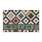 Tribal Spice Rubber Doormat