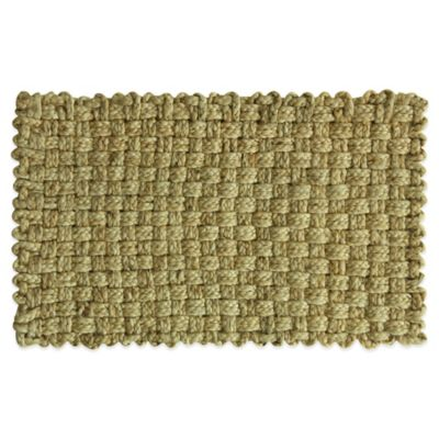Natural Fiber Rope Door Mat