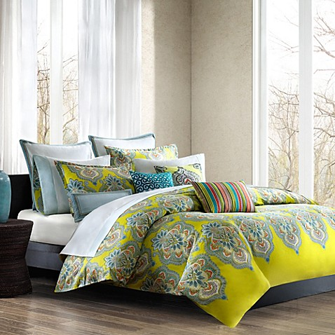 Echo Design™ Rio Reversible Duvet Cover Set