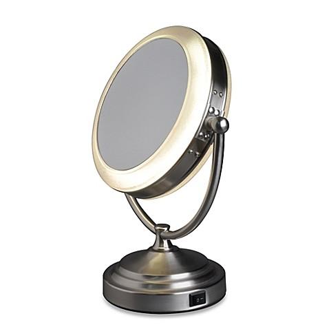Rialto 174 8x 1x Daylight Cosmetic Vanity Mirror Www