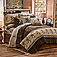 Brown Buckmark Duvet Cover Set