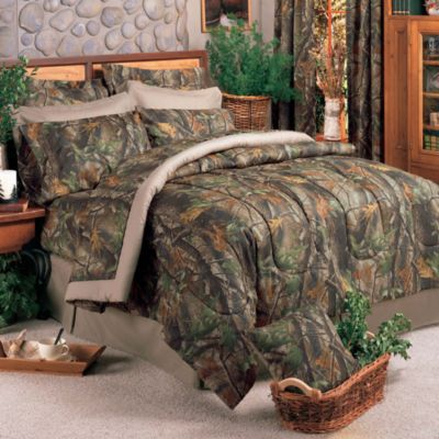 Realtree® Hardwoods California King Comforter
