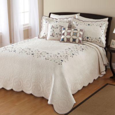Nostalgia Home™ Agatha Standard Pillow Sham