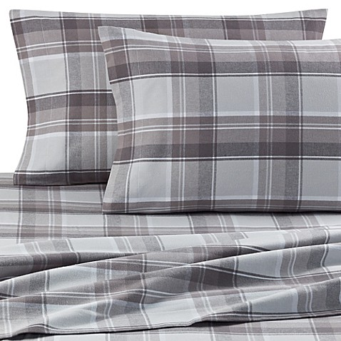 Palais Royale Portuguese Flannel California King Sheet