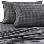 Palais Royale™ Heavyweight Flannel Sheet Set in Plaid