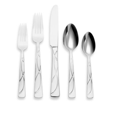 Lenox ® Vibe 22-Piece Flatware Set