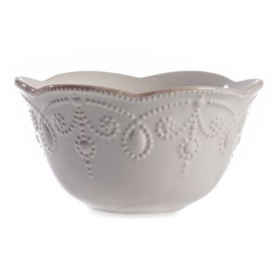 Lenox® French Perle White 5 1/2-Inch Fruit Bowl