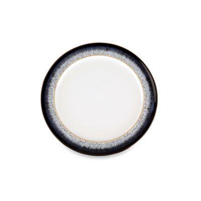Denby Halo 10-Inch Wide Rim Salad Plate
