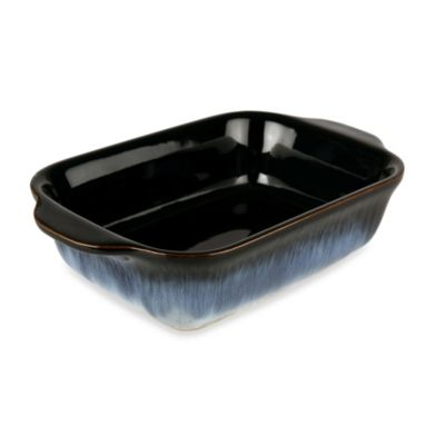 Denby Halo 8.8-Inch Small Oblong Dish