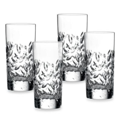 Royal Doulton® Central Park HighBall Glasses (Set of 4)