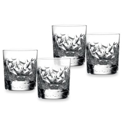 Royal Doulton® Central Park Double Old-Fashioned Glasses (Set of 4)