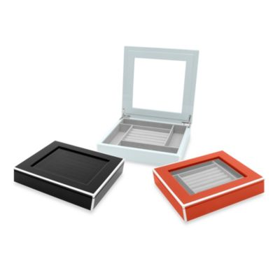 Swing Design™ Elle Lacquer Jewelry Display Box