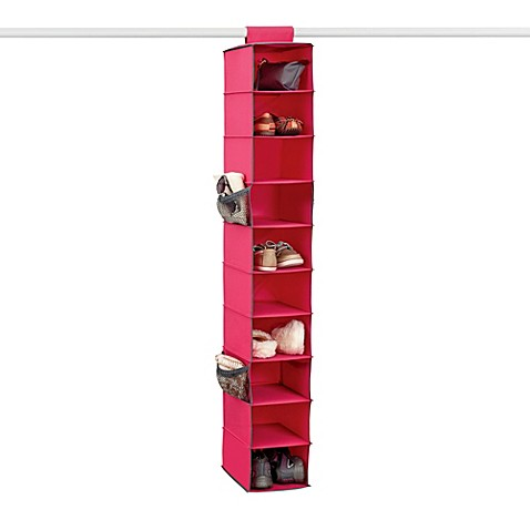 10-Shelf Shoe Organizer