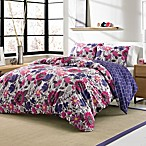 Zoey 3-4 Piece Reversible Duvet Cover Set
