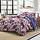 Zoey 3-Piece Twin XL Reversible Duvet Cover Set