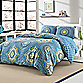 Layla 3-Piece Twin XL Reversible Duvet Cover Set