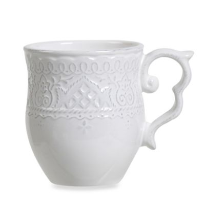 Tabletops Unlimited™ Rochelle 16-Ounce Mug
