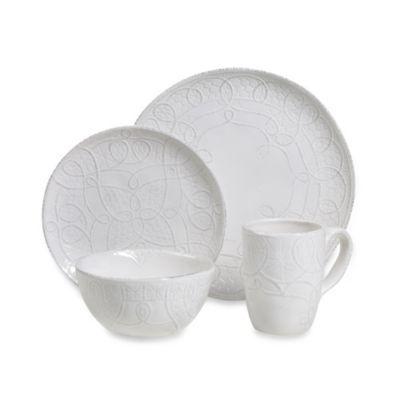 Tabletops Unlimited™ Raquel 4-Piece Place Setting