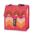 PackIt® 8-Inch Chevron Lunch Bag