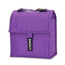 PackIt® 8-Inch Lunch Bag in Purple