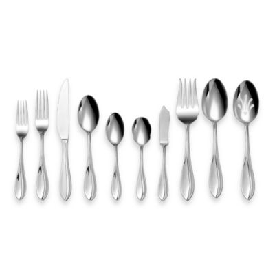 Carbay 45-Piece Stainless Steel Flatware Set