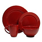 Waechtersbach Fun Factory 16-Piece Table Setting in Red