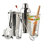 Libbey® 9-Piece Cocktails Mixologist Set