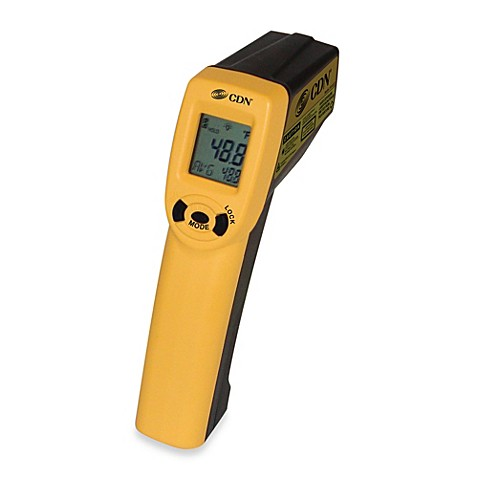 CDN Infrared Thermometer Gun in Yellow