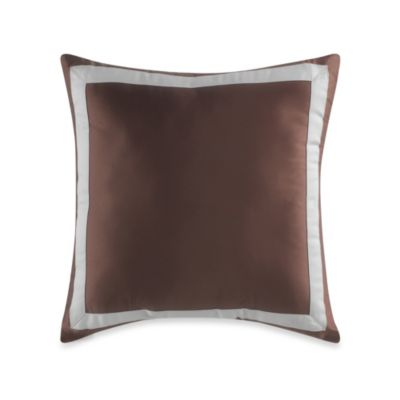 Outer Banks Mitered Square Throw Pillow