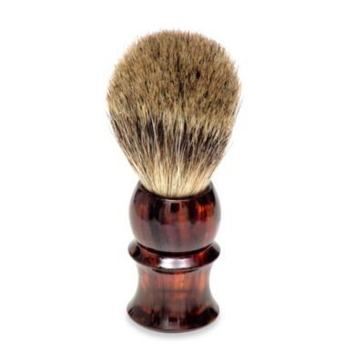 "Gold-Dachs ""Best Basics"" Grey Badger Shaving Brush"