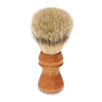 Gold-Dachs Chess Piece Best Badger Shaving Brush with Cedar Wood