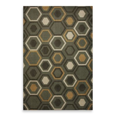 Mohawk Home Honeycomb Shitake Indoor Rugs