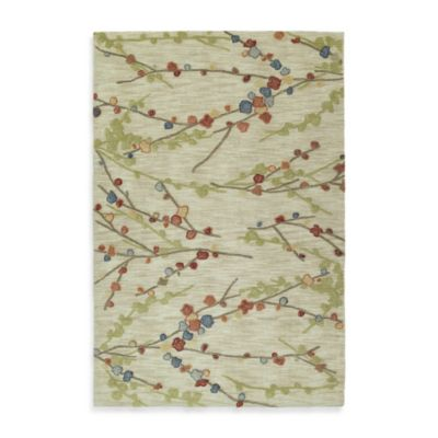 Kaleen Homage 4-Foot x 6-Foot Rug in Linen