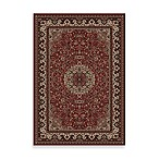 Concord Global Isfahan Red Rug
