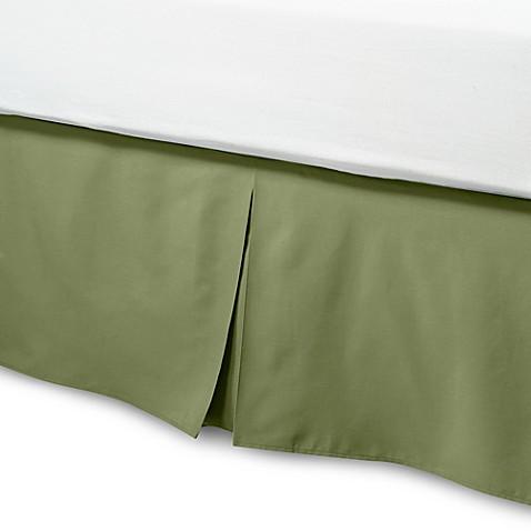 Bed Skirt Green 15