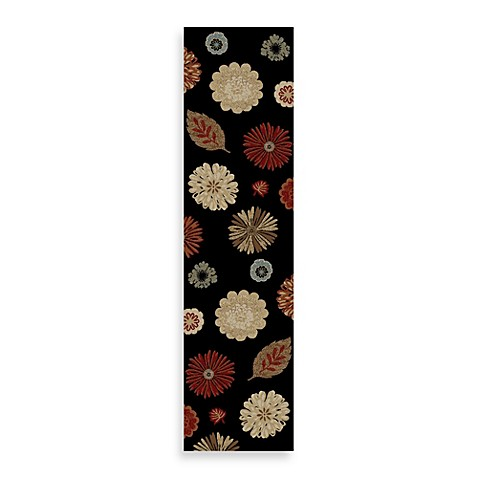 Concord global kaleidoscope black rug for P s furniture concord vt