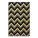 Mohawk Home Lascala Chevron Stripe Indoor Rugs in Neutral