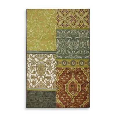 Mohawk Home Lucca Bella Traditional Indoor Rugs