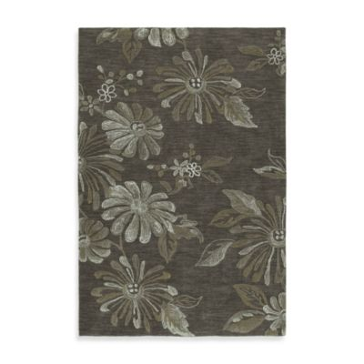 Kaleen Marvel 4-Foot x 6-Foot Rug in Brown
