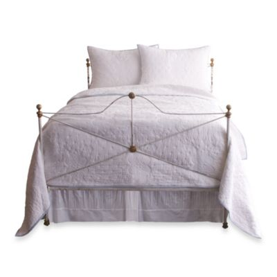 DKNYpure Pure Innocence King Quilt