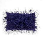 Vue™ Kavala Faux Ostrich Feather Oblong Toss Pillow
