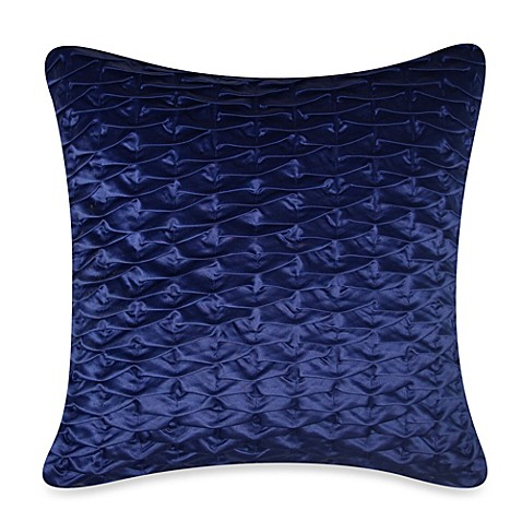 Vue™ Kavala Pleated Square Toss Pillow