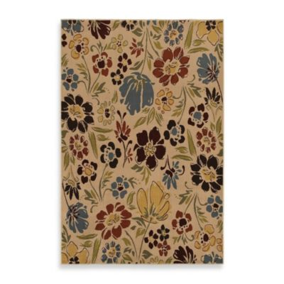 Mohawk Rug Montero Botanical Heather 8-Foot x 10-Foot Rectangle Rug