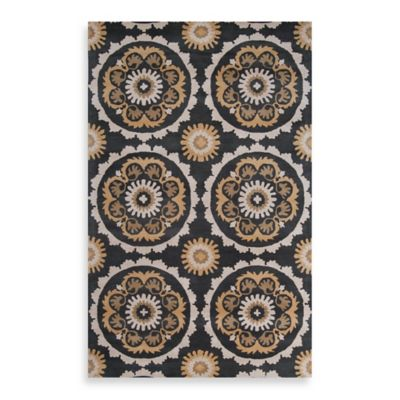 Flax Seed Room Size Rugs