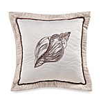 Royal Heritage Home® Outer Banks Shell Square Toss Pillow