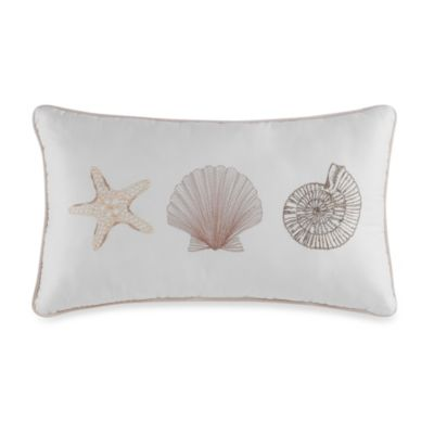 Royal Heritage Home® Outer Banks Oblong Toss Pillow