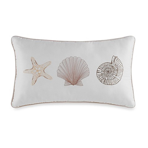 Outer Banks Oblong Throw Pillow