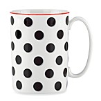 kate spade new york Things We Love Spots Mug by Lenox